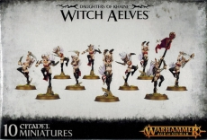 Daughters Witch Aelves