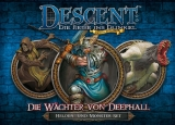 Die Wächter von Deephall Helden und Monsterset