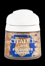 Layer: Fulgurite Copper