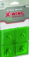 X-Wing Green Bases & Pegs