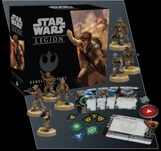 Star Wars Legion Rebellentruppen