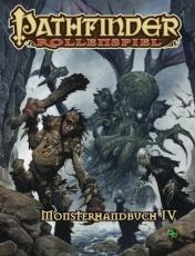 Pathfinder Monsterhandbuch 4 (TB)