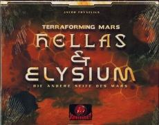 Terraforming Mars - Hellas und Elysium