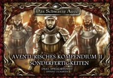 DSA 5.0 Spielkartenset  Kompendium 2 Sonderfertigkeiten