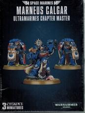 Marneus Calgar Ultramarines Chapter Master