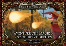 DSA 5.0 -  Aventurische Magie 3 Sonderfertigkeiten