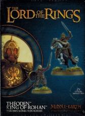 Herr der Ringe - Theoden König von Rohan