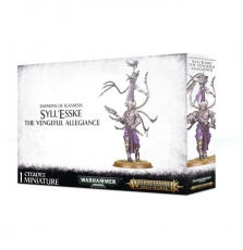 Slaanesh Syllesske The vengeful allegiance