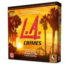 Detective  Brettspiel LA Erweiterung dt.