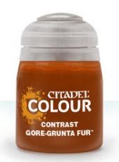 Contrast: Gore-Grunta Fur