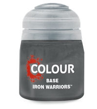 Base: Iron Warriors