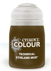 Technical: Stirland Mud