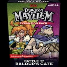 D&D Dungeon Mayhem Battle for Baldurs Gate Exp.