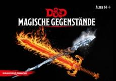 D&D Magische Gegenstände Karten