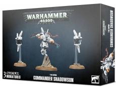 Tau Commander Shadowsun