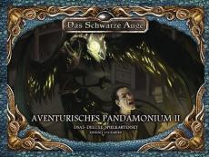 DSA 5.0 Spielkartenset Pandämonium 2