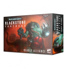Blackstone Fortress Tödliches Bündnis
