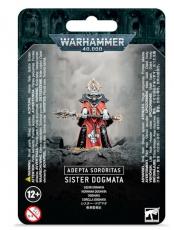 Adepta Sororitas Sister Dogmata
