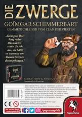 Die Zwerge Charakterpack Goimgar