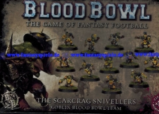 Blood Bowl The Scarcrag Snivellers