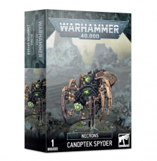 Kanoptech-Spinne der Necrons