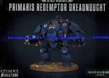SM Primaris Redemptor Dreadnaught