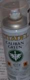 Caliban Green Spray