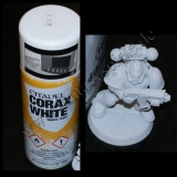 Corax White Grundierspray