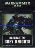 Datakarten Grey Knights (8te)