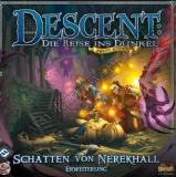 Descent - Schatten von Nerekhall (2nd Ed.)