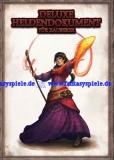 DSA 5.0 Deluxe Heldendokument für Zauberer