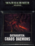 Datakarten Chaos Daemonen (8te)