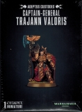 Adeptus Custodes Captain-General Trajann Valoris
