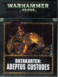 Datakarten Adeptus Custodes (8te)