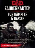 D&D Zauberkarten für Kämpfer & Rassen