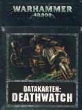 Datakarten Deathwatch (8te)