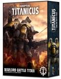 Adeptus Titanicus Warlord Battle Titan