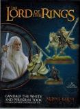 Herr der Ringe - Gandalf der Weiße und Peregrin Tuk