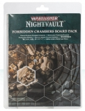 Nightvault Spielplanset Verbotene Kammern