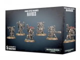 Chaos Space Marines Terminators 2019