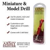 Army Painter Miniature & Model Drill New