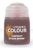Contrast: Cygor Brown