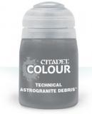 Technical: Astrogranite Debris