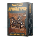 Apokalypse Movement Trays 40mm