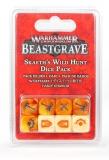 WU Beastgrave Würfelset Skaeths Wild Hunt