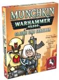Munchkin Warhammer 40K Glaube und Geballer