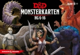 D&D Monsterkarten HG 6-16