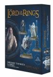 Herr der Ringe - Saruman und Grima