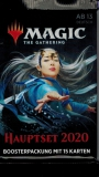 Hauptset 2020 Booster dt.