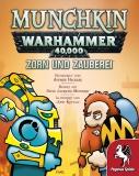 Munchkin Warhammer 40K Zorn und Zauberei